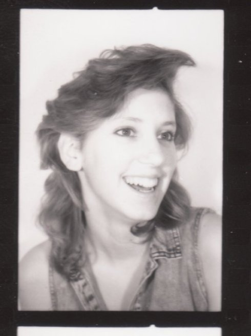 This was from my first ever headshot photo shoot. Enjoy the tsunami of hair.