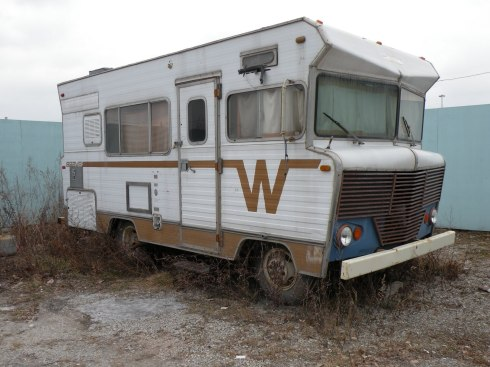 Old Time Winnebago